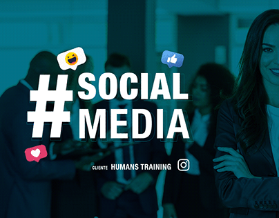 Humans Training - Social Media