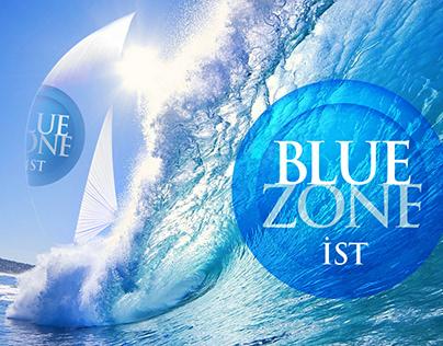 BlueZoneİst Logo, Kurumsal Kimlik ve Web Sitesi