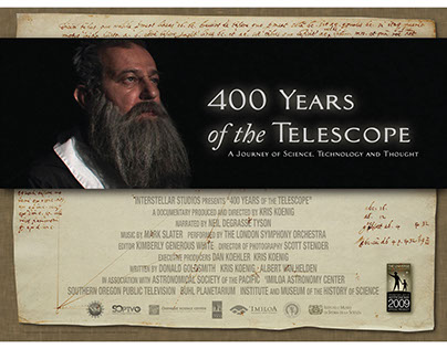 400 Years of the Telescope | Poster