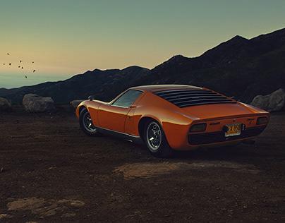 ANKE LUCKMANN // Lamborghini