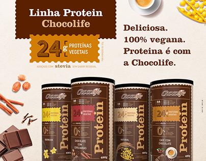 Chocolife | Anúncio