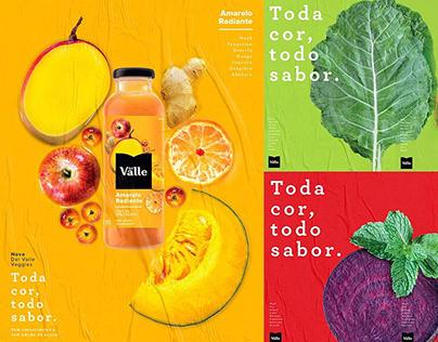 Del Valle Frutas + Vegetais