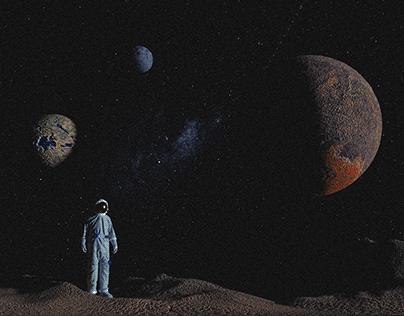 Lost in a Cosmic Dream