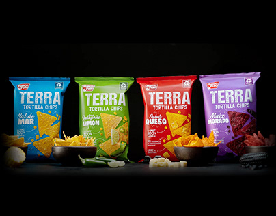 Terra Tortilla Chips