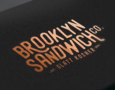 Brooklyn Sandwich Co - Food Truck Branding