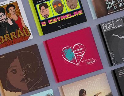 brazilian single covers #2