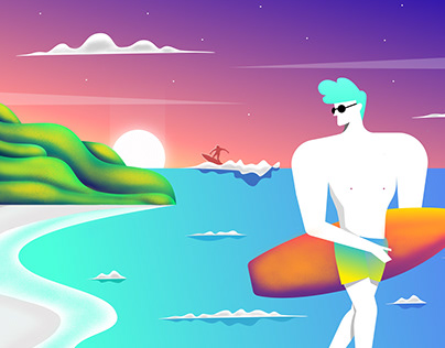 2018 - Illustrations