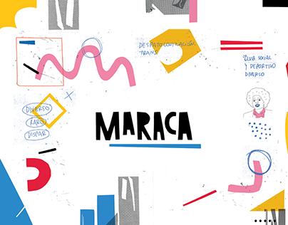 MARACA - Festival de la diversidad sexual