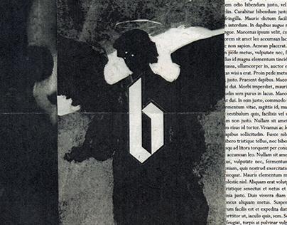 FANZINE EXPERIMENTAL / Tipografía 2 Longinotti