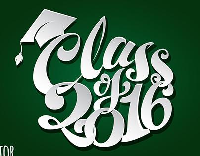 Graduating Class of 2016