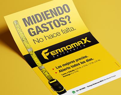FERROMAX - Branding