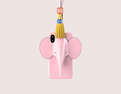 LOEWE · ELEPHANT CASE