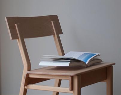 the Lagom chair