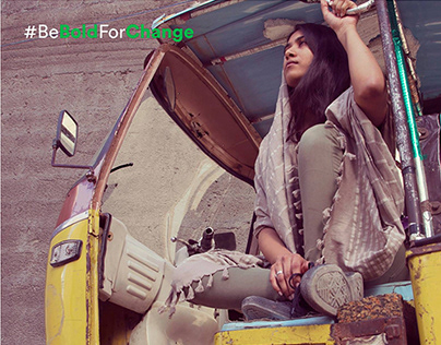 "Careem #BeBoldForChange ""International Women's Day"""