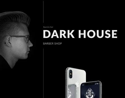 Mobile App Design - Barber Shop