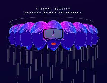 Virtual Reality | Illustration | 2019