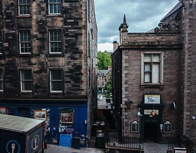 Gaps of Edinburgh.