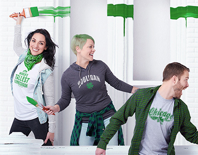 St. Patrick's Day Campaigns