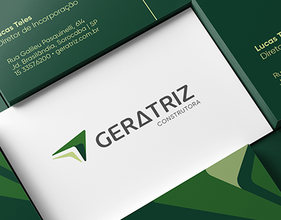 Geratriz Construtora - Identity