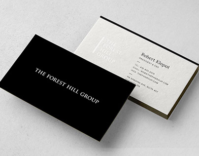 The Forest Hill Group Rebrand