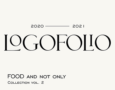 MARKS AND LOGOS | 2020 — 2021 | FOOD and not only | 2 |