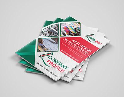 Printing Bangla Brochure
