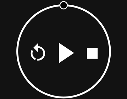Toastmasters Timer - Android - Dark Mode