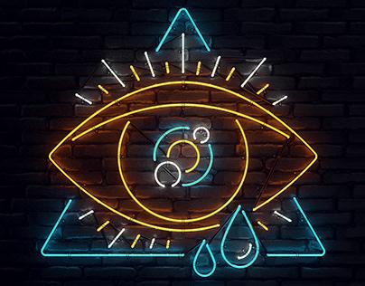 Secret Society Neons