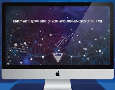 The Fundamental Question (Website Concept)