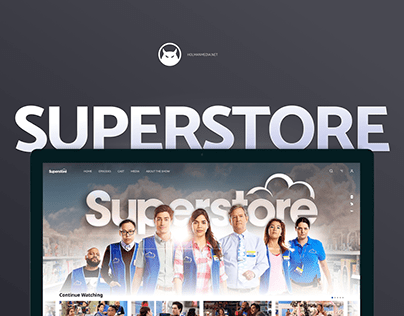 Superstore Web Site