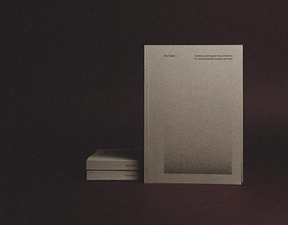 PhD Thesis Book / Ana Toplak