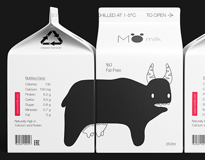 MÖ MILK PACKAGING