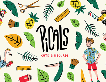 Picals Cuts & Records