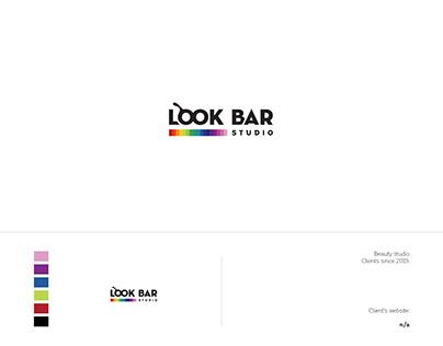 Logo/Rebranding - Look Bar Studio
