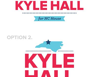 Kyle Hall Logos