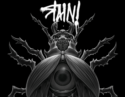 Stain! - Evil Bug - IPAD PRO SERIES