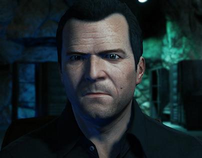 MACHINIMAS - Screenshots with GTA V