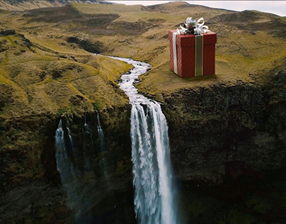 COOP - A Christmas gift