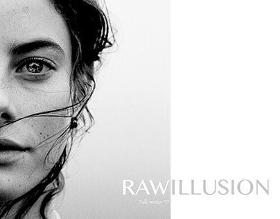 Raw Illusion: Lifestyle Trend Book Fall Winter '17