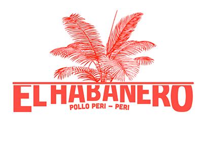 El Habanero, Branding Restaurante