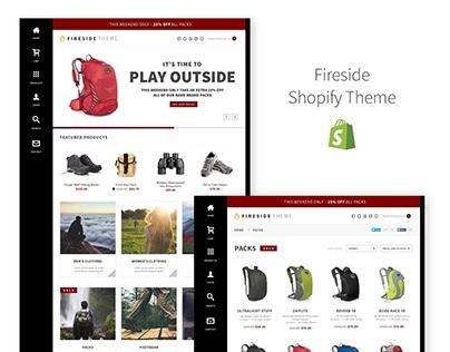 Fireside Shopify Theme