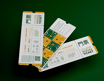 TONG-Exhibition Branding Design