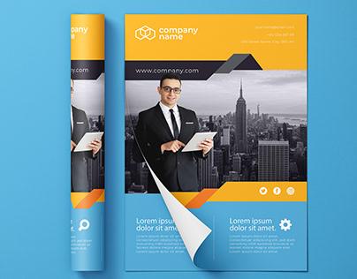 Stylish Corporate Flyer