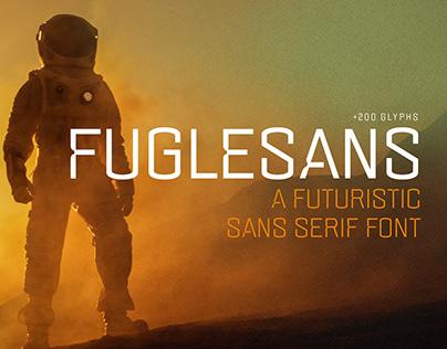 Fuglesans typeface design