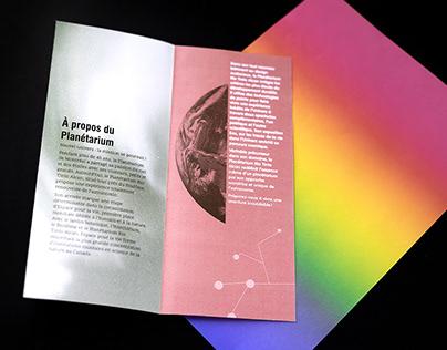 Espace pour la vie brochure