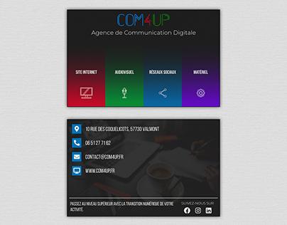 Business Card - Com4Up
