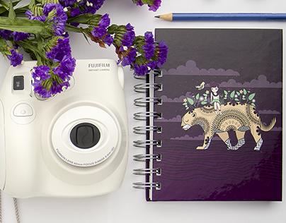 Cuadernos 2016 / Notebooks 2016