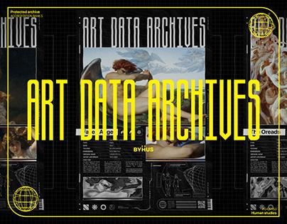 Art Data Archives