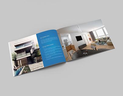 Brochure impression Agence 3D - Suisse