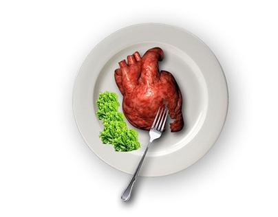 accept veg - avoid non veg